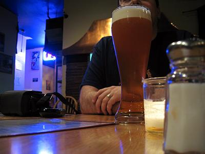 [Big beer]