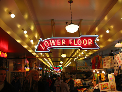 [Pike Place Market]