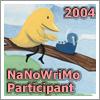 NaNoWriMo 2004 Participant