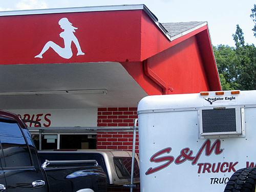 [S & M Truck Repair]