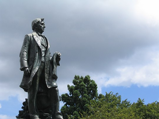 [Statue of William Seward]