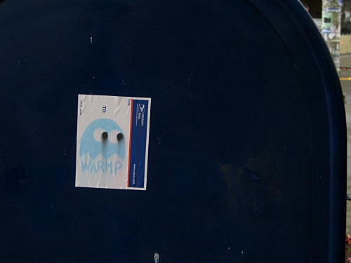 "[photo: ""Warm P"" sticker]"